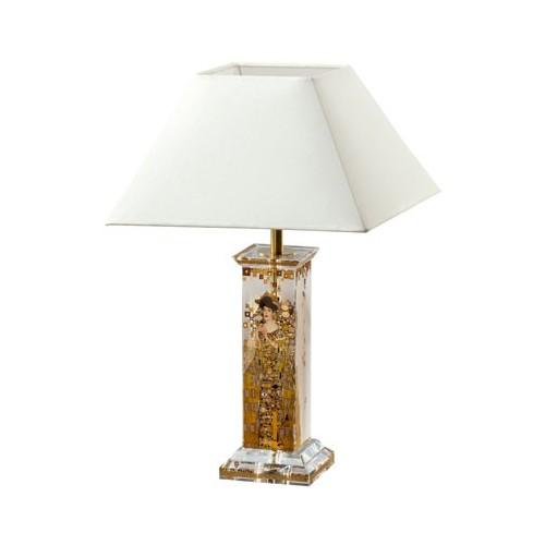 Krištáľová lampa Adele na elektrinu 41cm