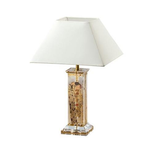 Krištáľová lampa The Kiss na elektrinu 41cm