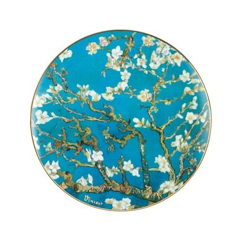 Ozdobný porcelánový tanier Almond Tree 36cm, limitovaná edícia