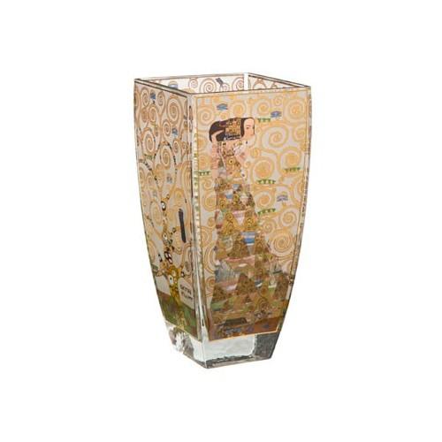 Sklenená váza 22,5 cm