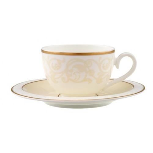 Kávová šálka s podšálkou