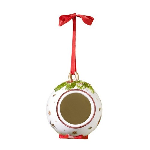 Vianočná guľa na zavesenie 13,5cm