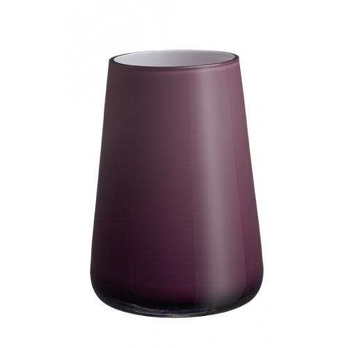 Váza 20cm soft rasperry