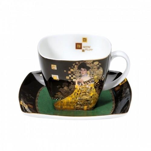 Kávová šálka s podšálkou 10cm/0,25l
