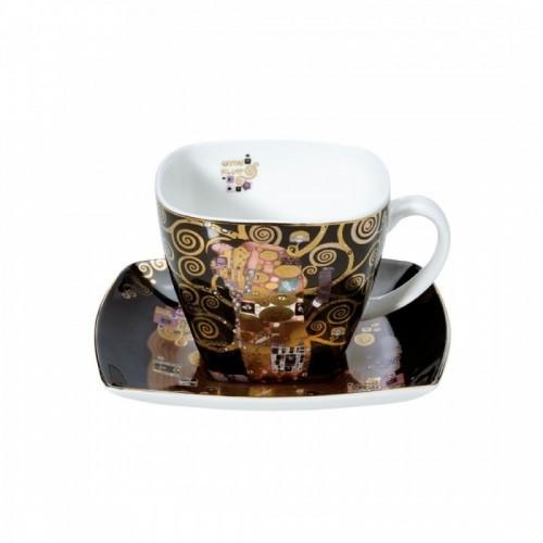 Kávová šálka s podšálkou Fulfilment 10cm/0,25l