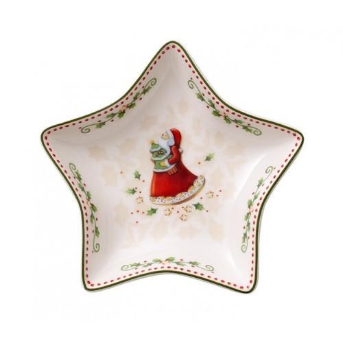 Misa hviezda malá Santa 13cm