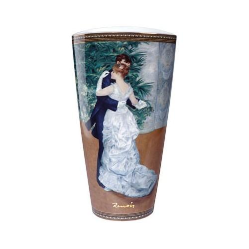 Porcelánová váza Dance in the City v.50cm Limitovaná edícia