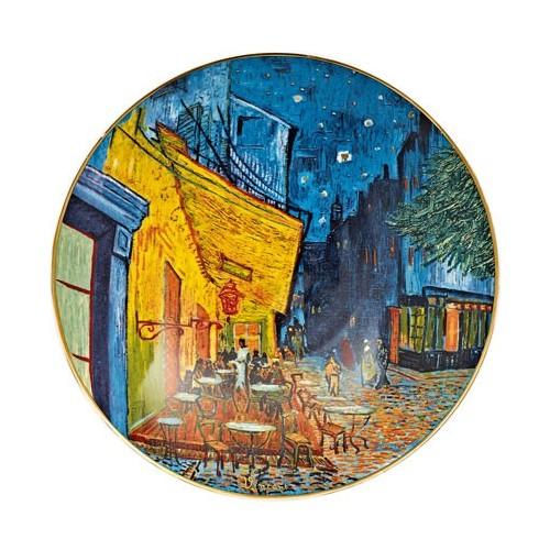 Porcelánová misa Cafe at Night 35cm Limitovaná edícia