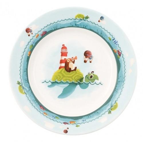 Plytký tanier 22 cm