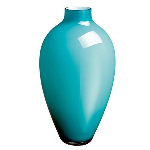 Váza 55cm caribbean sea