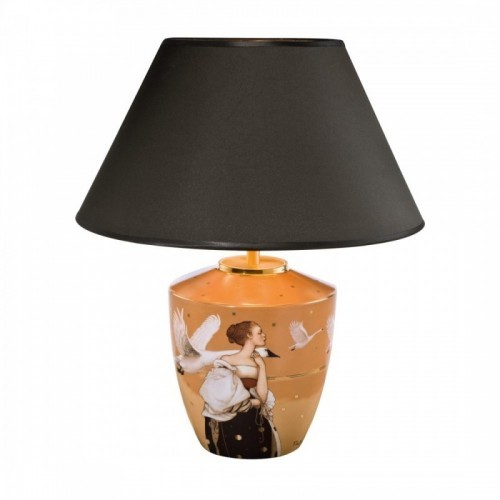 Porcelánová lampa 47.5 cm