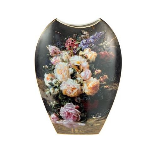 Porcelánová váza 45 cm