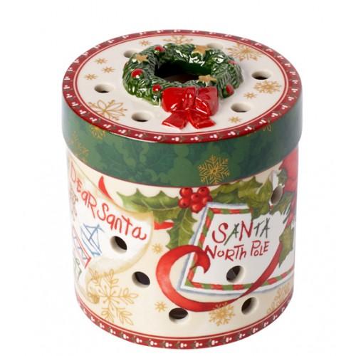 Darčekový box malý okrúhly 9cm
