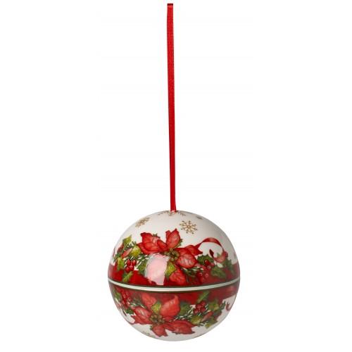 Guľa darčekový box na zavesenie 10cm