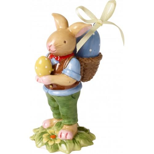 Zajačik s košíkom