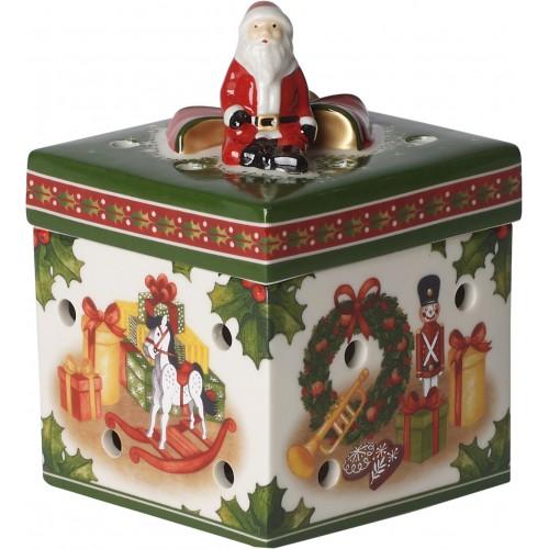 Darčekový box malý hranatý 9x9x13,5cm
