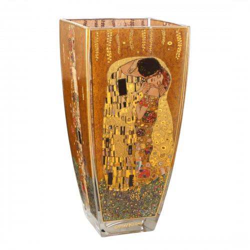 Krištáľová váza The Kiss v.30cm