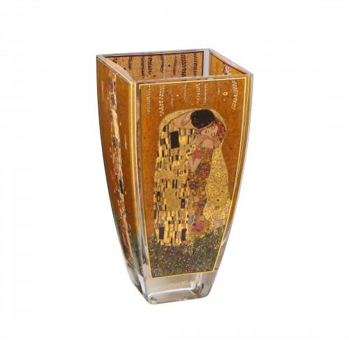 Krištáľová váza The Kiss v.16cm