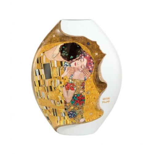 Krištáľová váza The Kiss v.31cm