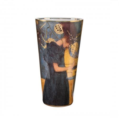 Krištáľová váza The Musíc 20cm
