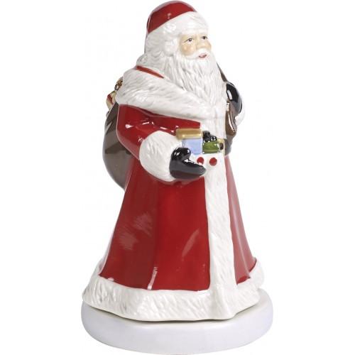 Santa s melódiou točiaci sa 15cm