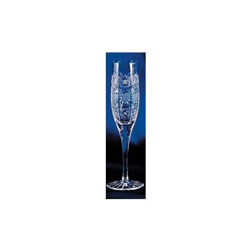 Krištáľový brúsený pohár na víno v. 15cm