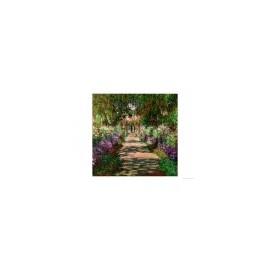 Pathway in Monet´s Garden